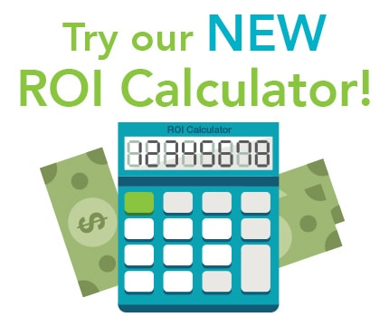 mobile forms roi calculator